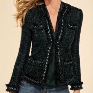 Boston Proper Jackets & Coats - Boston Proper Parisian Jacket Blazer Black Size 2